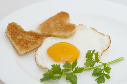 Les œufs contiennent en moyenne 80 kcal.