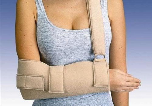 mobiliser son bras lorsque l'on souffre d'une tendinite
