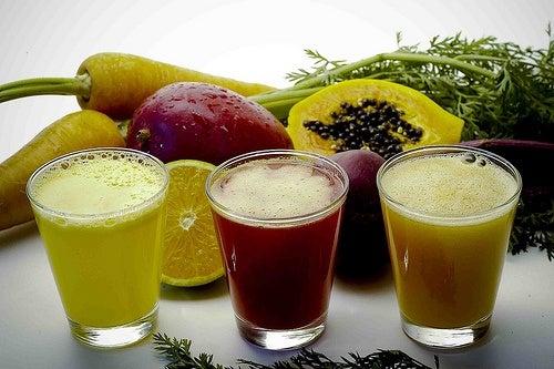 Les jus de fruits naturels les plus sains et les plus délicieux !