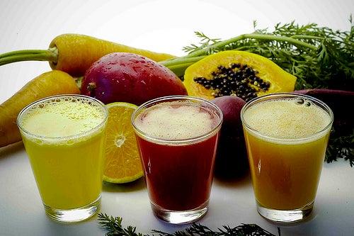 Les jus de fruits aident dans la prévention contre les calculs