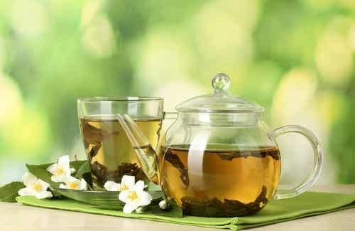 5 types de thé et leurs bienfaits pour la santé