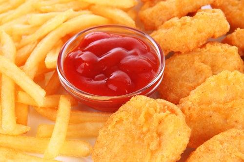 la friture , un des aliments qui font le plus grossir