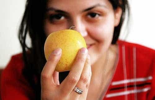 Mangez une pomme par jour !