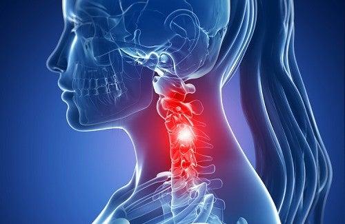 Pourquoi la gorge le cou peut être malade
