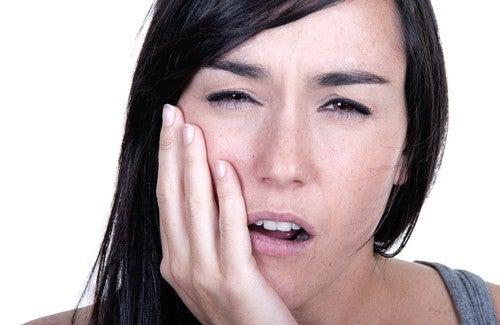 comment avoir plus mal au dent