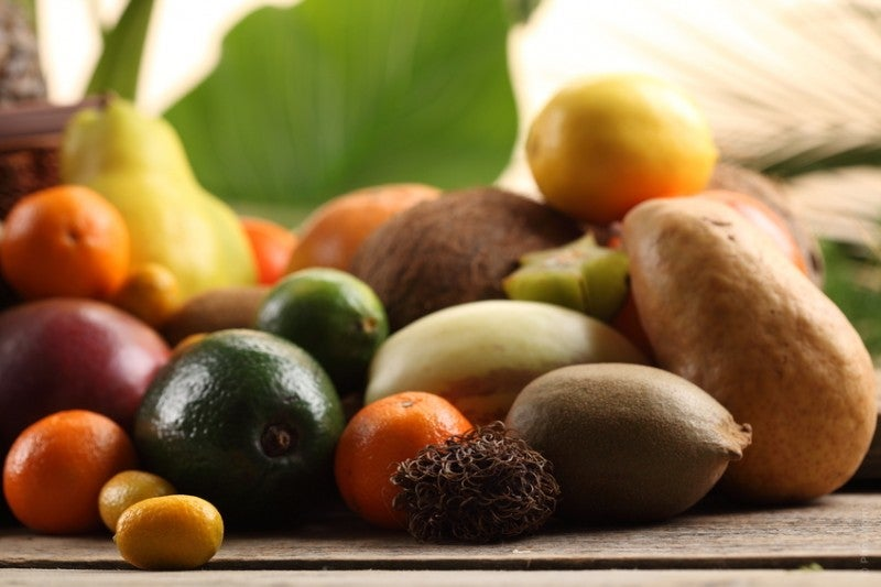 En plus des fruits et des légumes, les personnes malades peuvent aussi manger du poisson, du yaourt et des fruits secs.