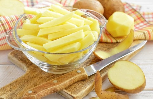 Les bienfaits des pommes de terre pour la santé