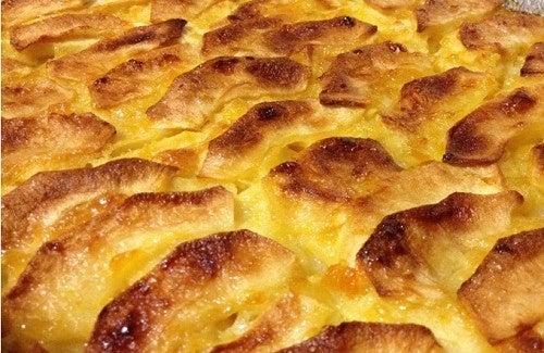 Recette de tarte aux pommes