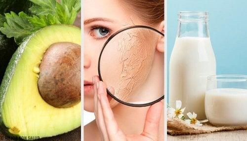 5  remèdes naturels pour soigner la peau sèche