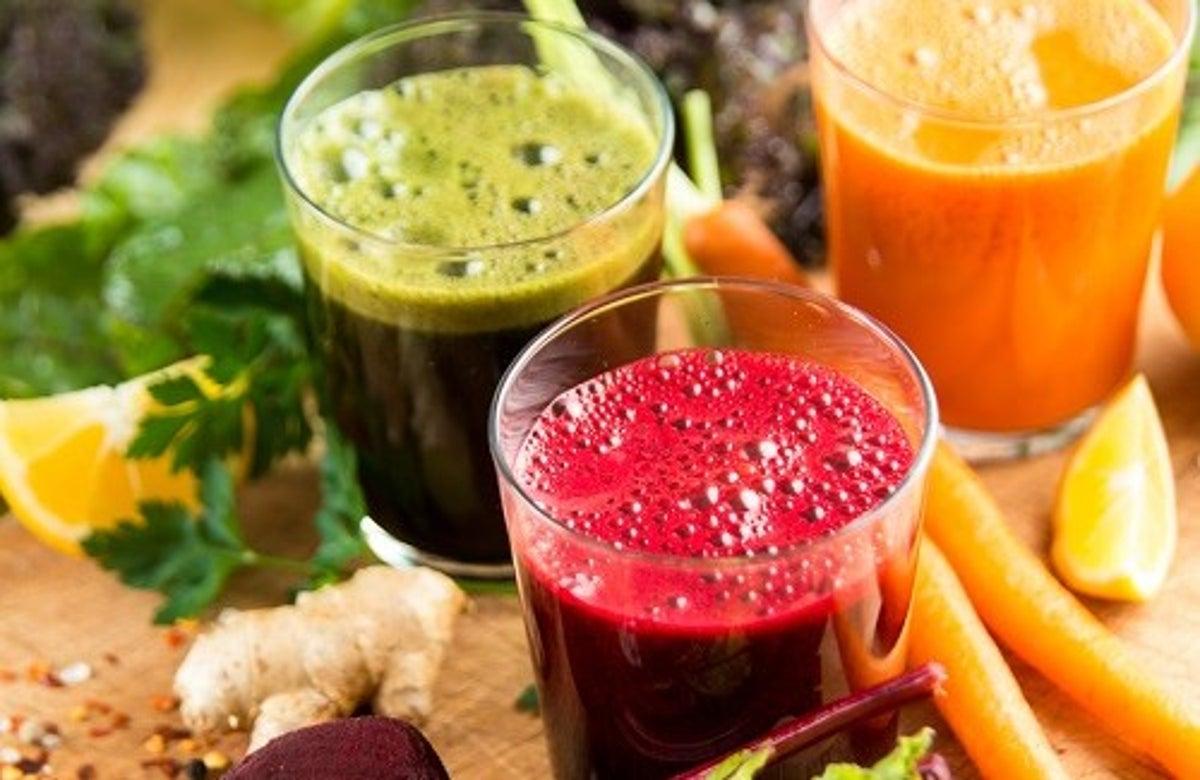 Presentamos la terapia con jugos: mejor con salud