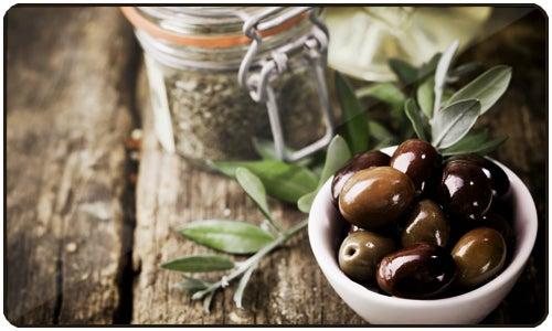traitements naturels contre l hypertension : huile d'olive