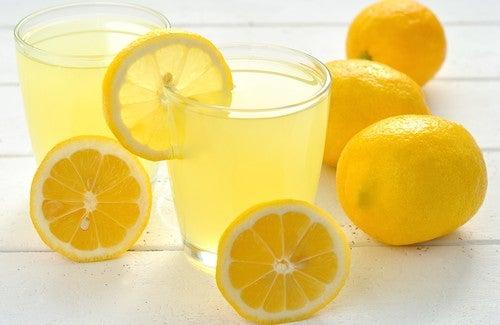 Le régime à base de citron