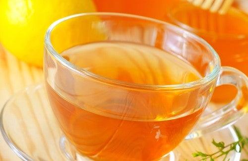 Du thé blanc pour maigrir