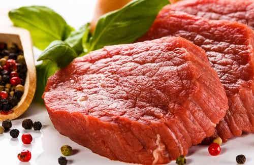 Attention à la viande rouge !