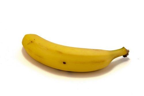 La peau de banane pour éliminer les verrues