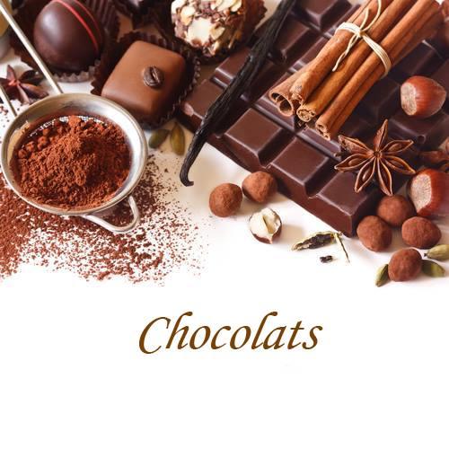 Le chocolat pour la santé.