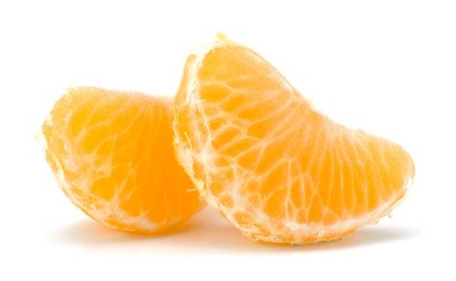 Mangez des mandarines pour éliminer la graisse !
