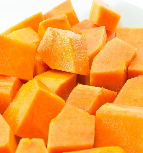 Le jus de papaye est bon pour la santé.