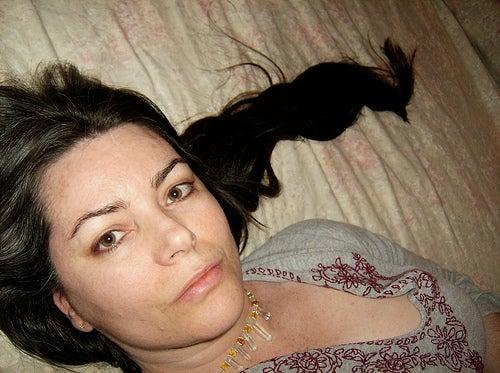 Le miel pour la pousse des cheveux.