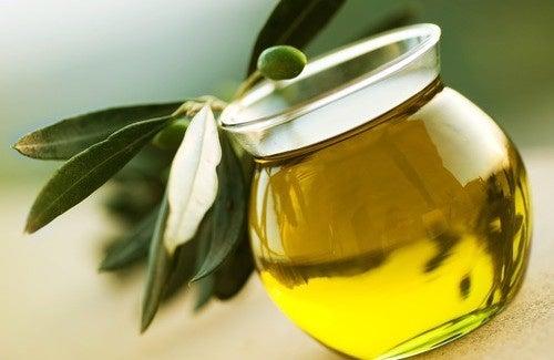 Des remèdes maison à base d'huile d'olive