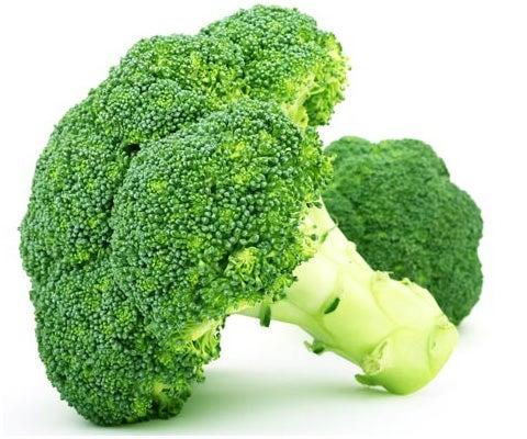 Le brocoli pour le cerveau.