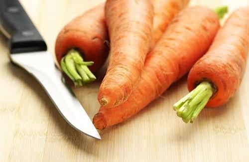 4 délicieuses recettes de carottes