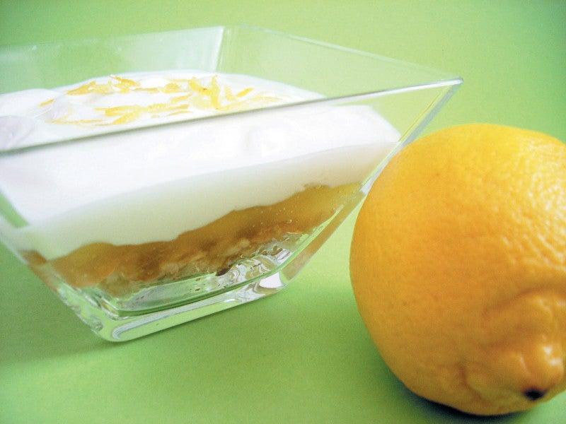 Bienfaits de la tarte au citron.