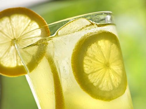 Le citron pour les cals.