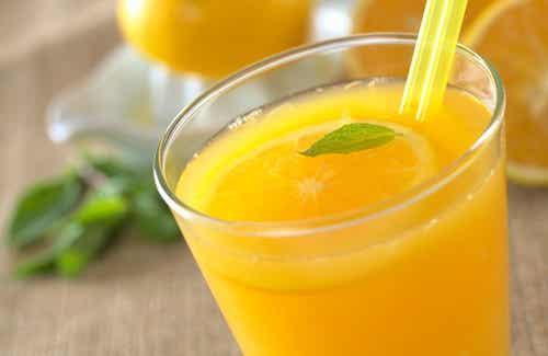 Les bienfaits de boire du jus d'orange