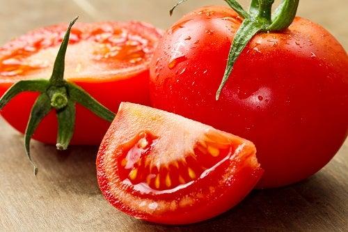 La tomate pour le cerveau.