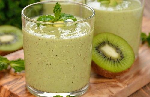 Les boissons vertes, excellentes pour brûler les graisses