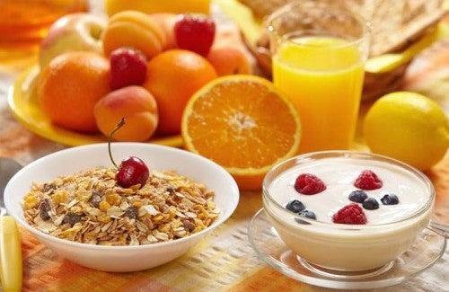 Le petit-déjeuner le plus simple et le plus sain