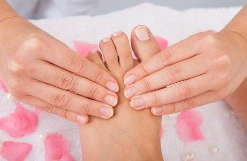 Des traitements maison pour avoir des pieds parfaits