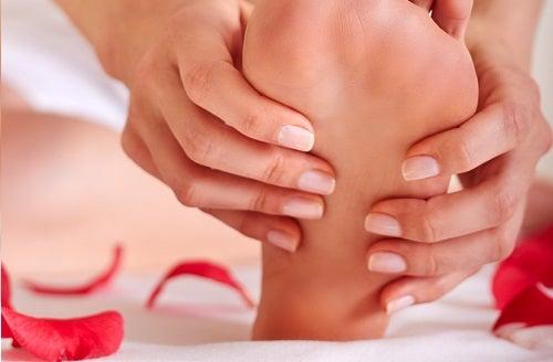 massages de pieds