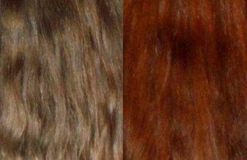 Il est possible de se teindre les cheveux avec des extraits naturels !