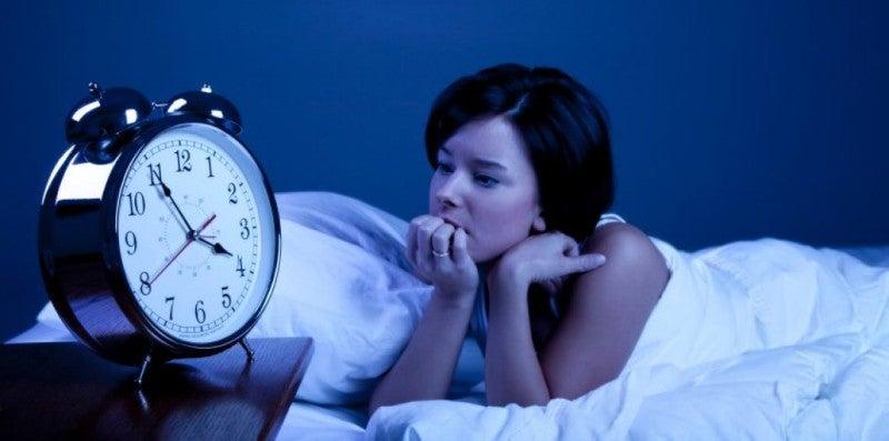 causes insomnies