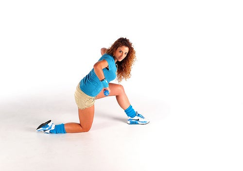 exercices pour maigrir des bras