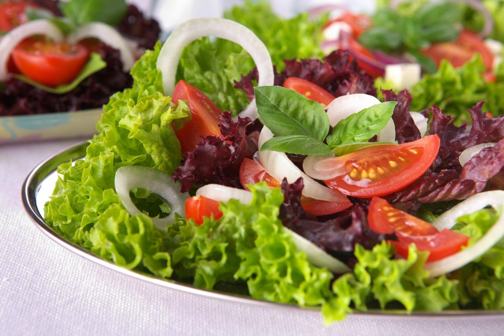 Salade de poulet asiatique recette companion moulinex
