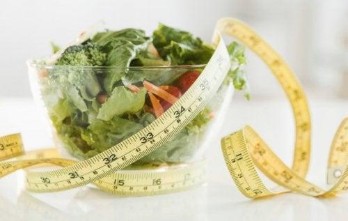 Salades pour perdre du poids