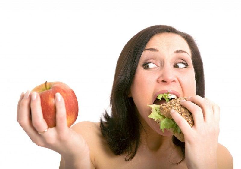 l'alimentation et le stress