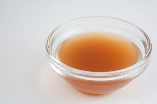 Le vinaigre de cidre fait partie des analgésiques naturels.