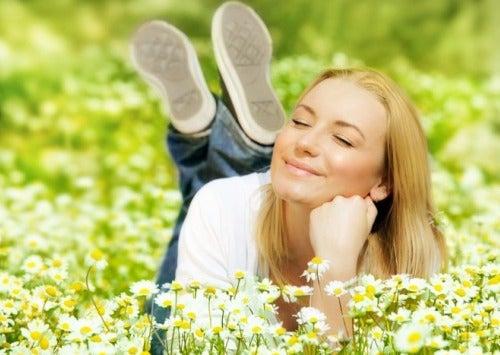 Conseils pour être heureux : trouvez la tranquillité.
