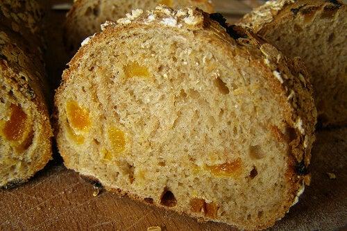 pain d'avoine pour une consommation quotidienne d'avoine
