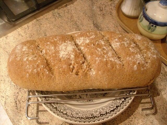 pain blé complet