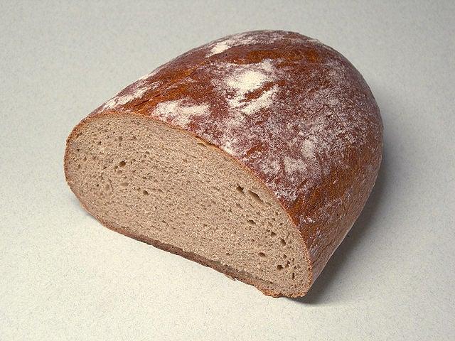 pain sègle