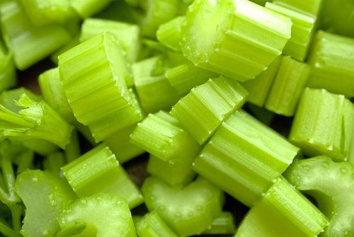 Consommer le céleri a un effet dépuratif sur l'organisme.