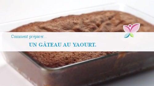 Comment préparer un gâteau au yaourt ?