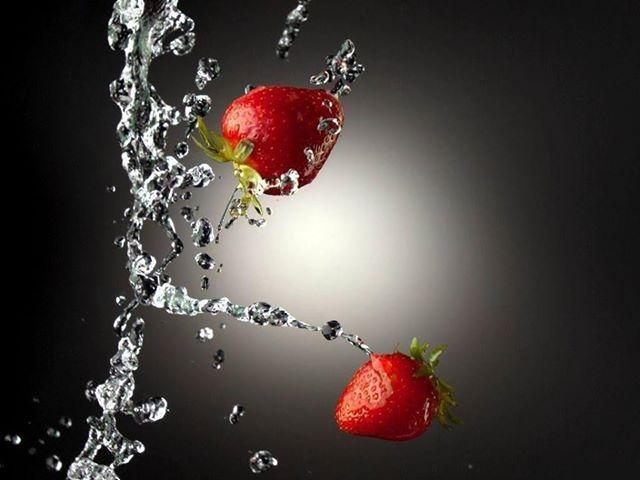 La fraise et ses bienfaits.