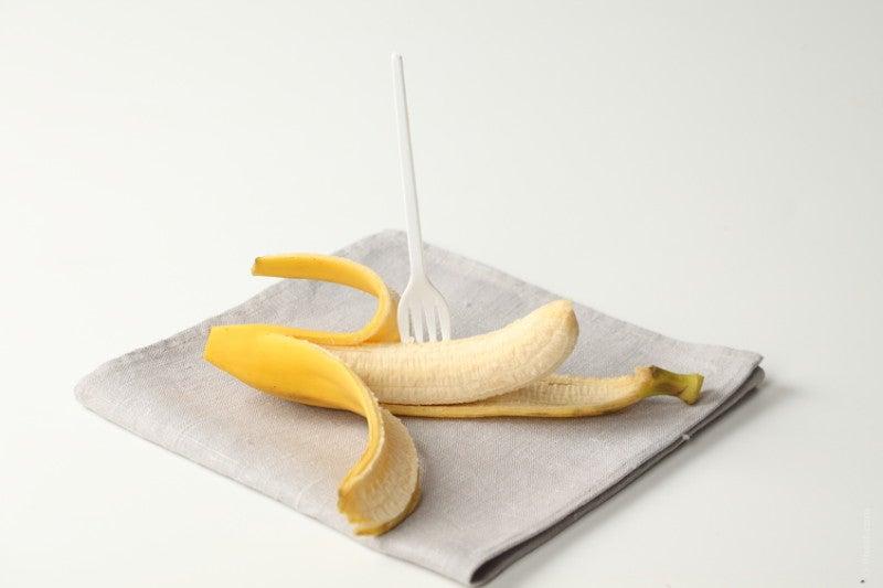 Les utilisations de la peau de banane.