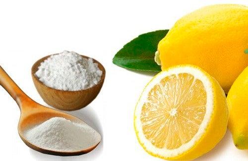 Cure bicarbonate de sodium et citron